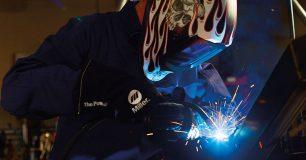 Ways to reduce welding spatter